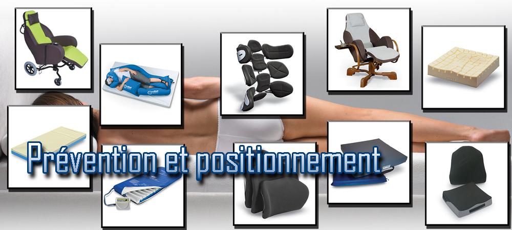 Prévention positionnement