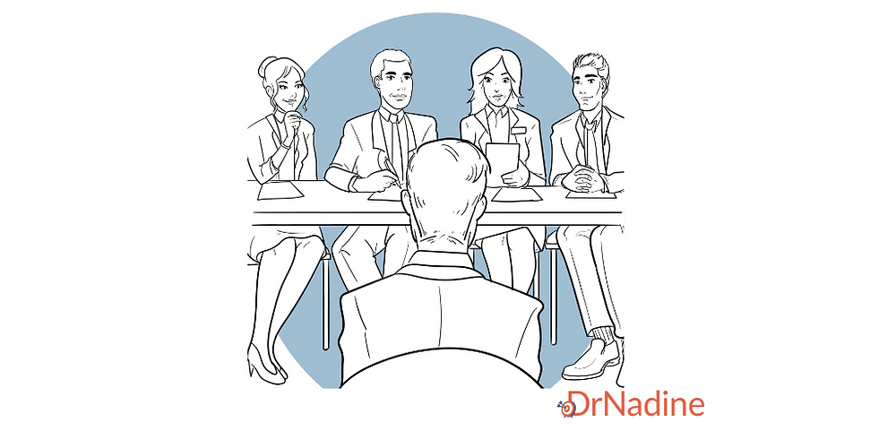 4 Tips on How to Prepare for a Successful Interview, article by Dr Nadine Greiner PhD, Executive Coach