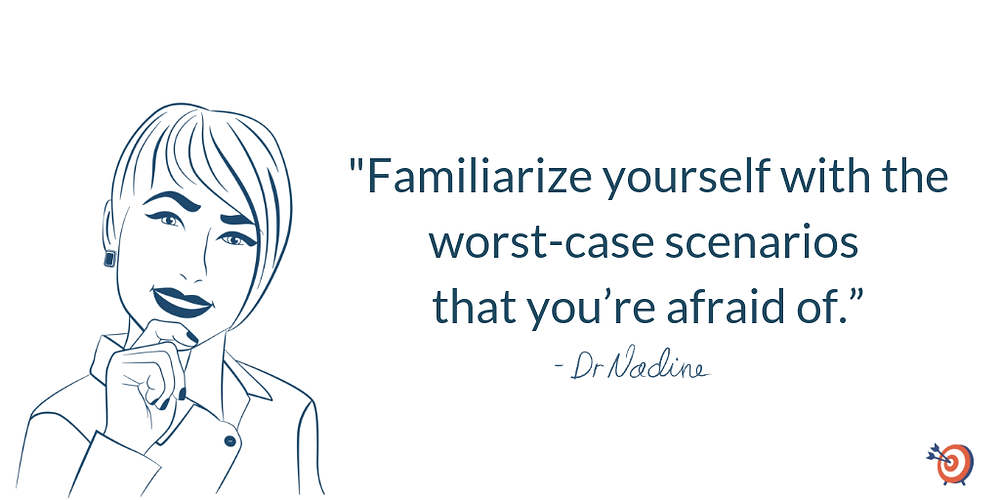 Stoicism at Work: How to Overcome Fear and Lead Strong - article by Dr Nadine Greiner PhD