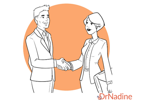 How to Make a Great First Impression in a New Job