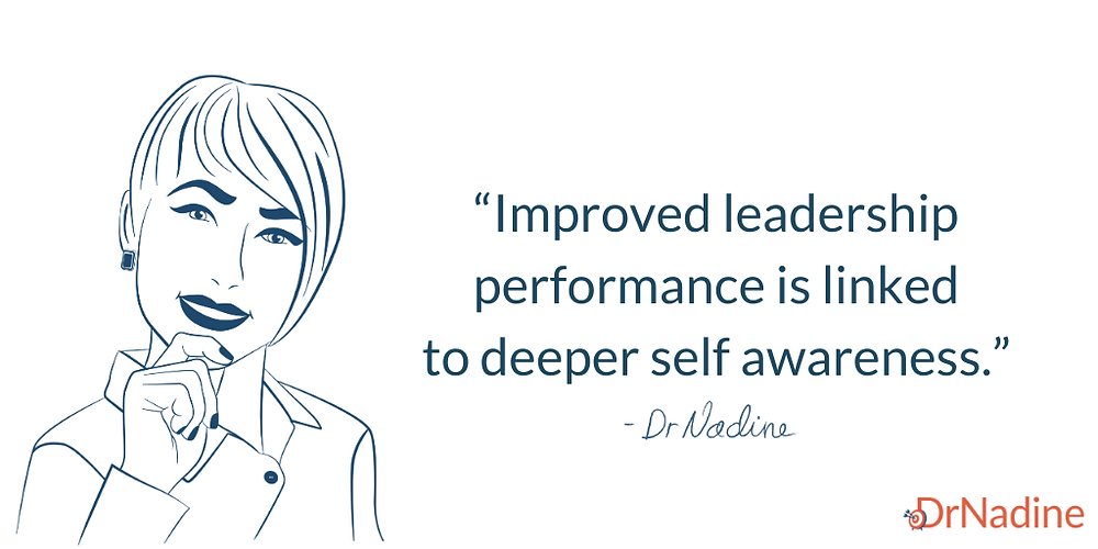 3 Ways An Executive Coach Can Make You More Successful, quote by Dr Nadine Greiner PhD
