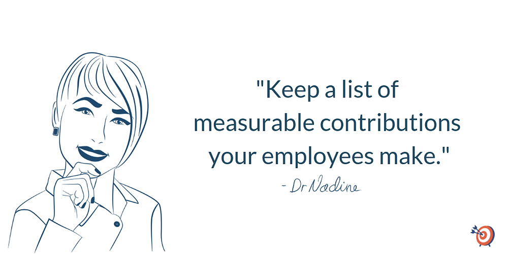 The 3 Best Ways To Get Your Employees A Raise, quote by Dr Nadine Greiner PhD