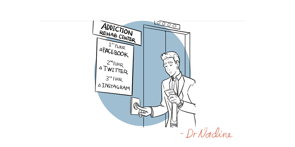 How To Avoid The Dangers Of Social Media In The Workplace, article by Dr Nadine Greiner PhD