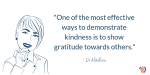 3 Ways How Genuine Kindness Can Make You a Better Leader article by Dr. Nadine Greiner PhD, Executive Consultant San Francisco