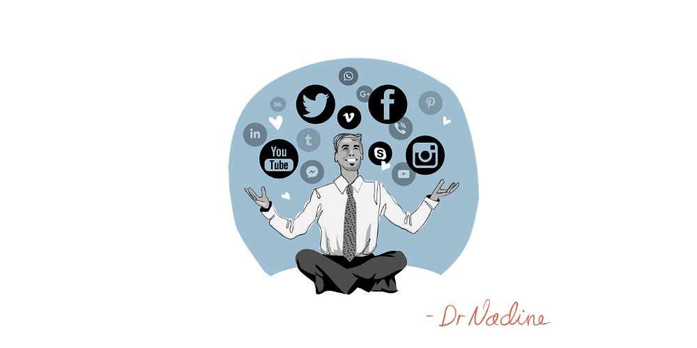 Why Social Media Is Your Best HR Tool, article by Dr Nadine Greiner PhD