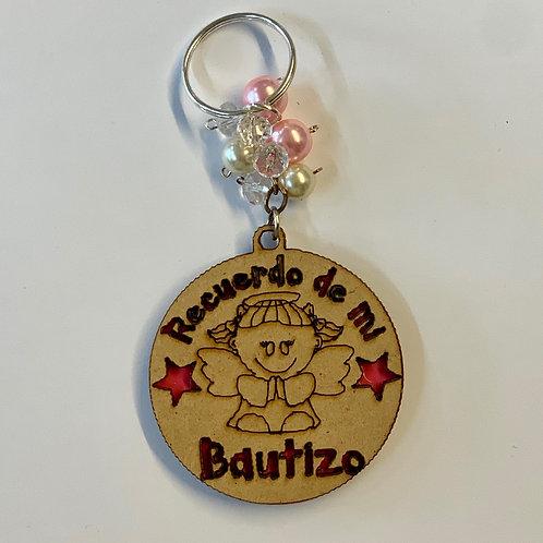 Llavero de Bautizo
