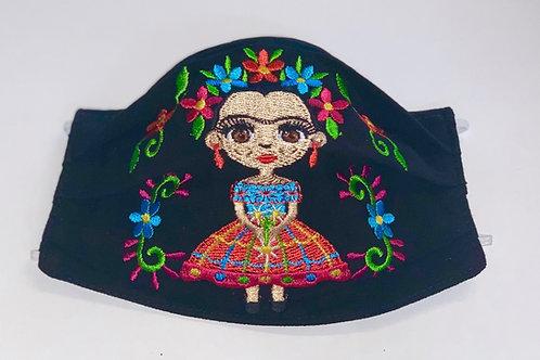 FridaKahlo Mask