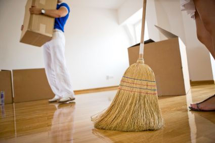 MOVE-IN MOVE-OUT CLEANING
