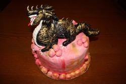 торт новый год (44)
