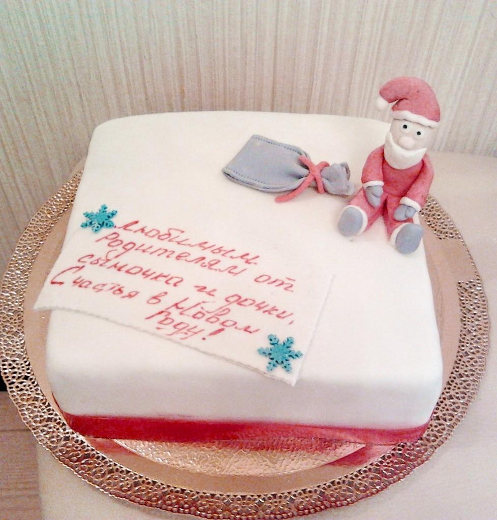 торт новый год (101)