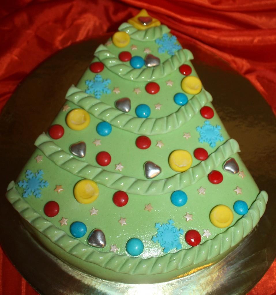 торт новый год (73)