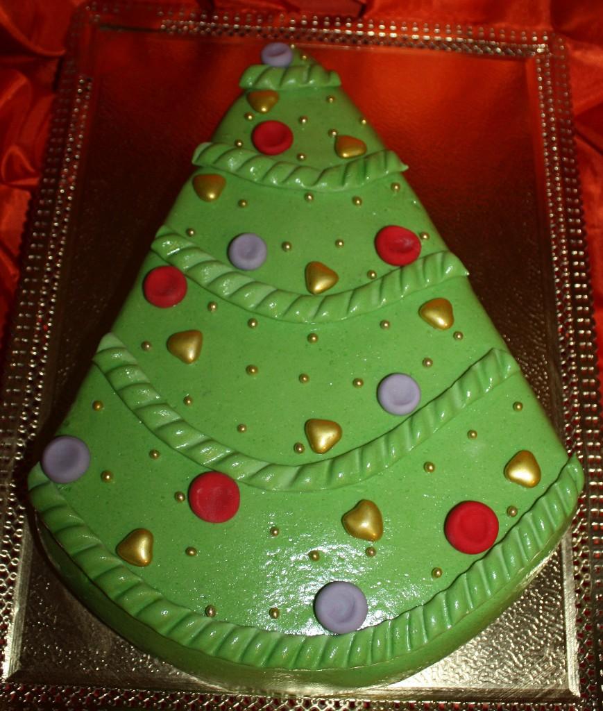 торт новый год (71)