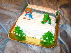 торт новый год (121)