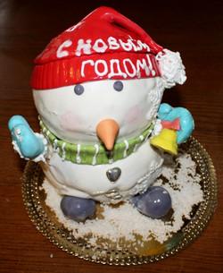 торт новый год (10)
