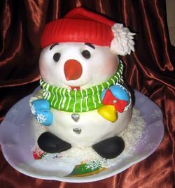 торт новый год (126)