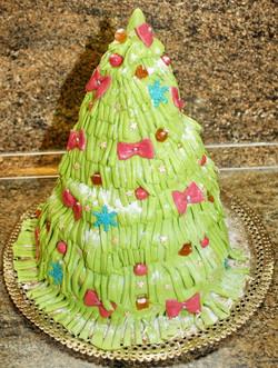 торт новый год (52)