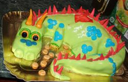 торт новый год (99)