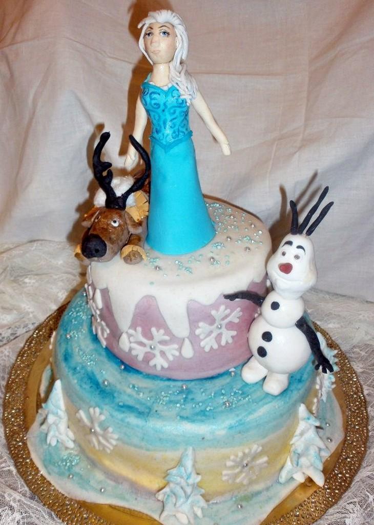 торт новый год (18)