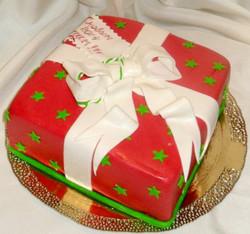 торт новый год (16)