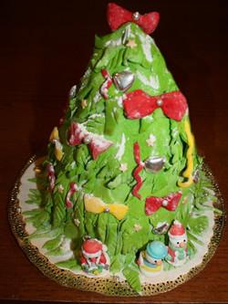 торт новый год (7)