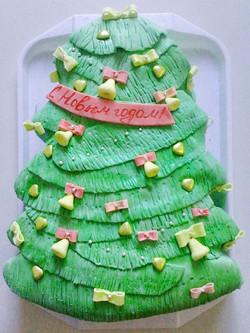 торт новый год (104)