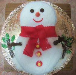 торт новый год (103)