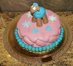 торт новый год (36)