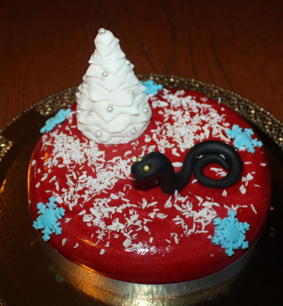 торт новый год (72)