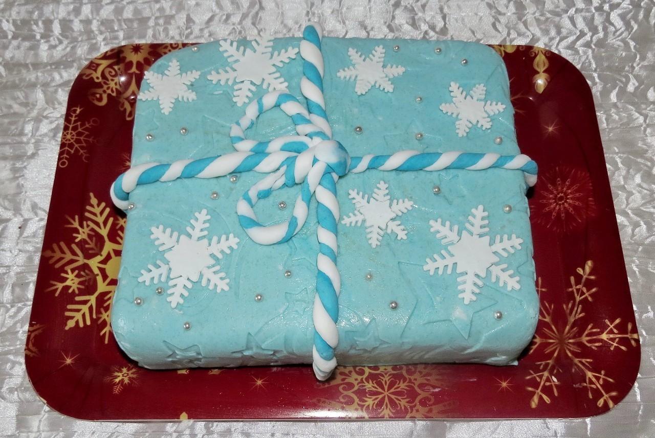 торт новый год (37)