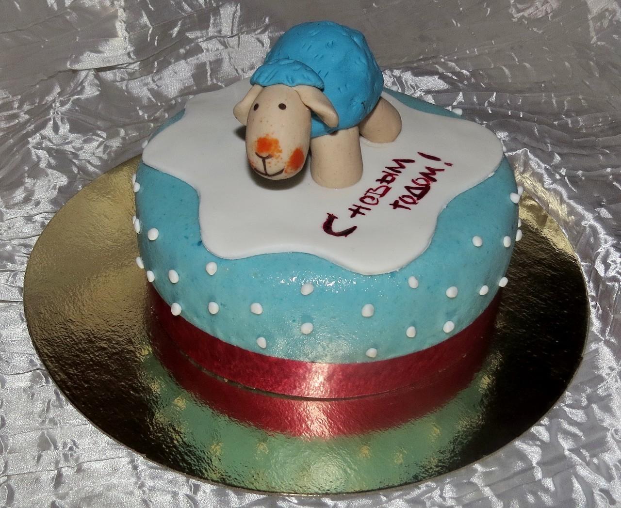 торт новый год (34)