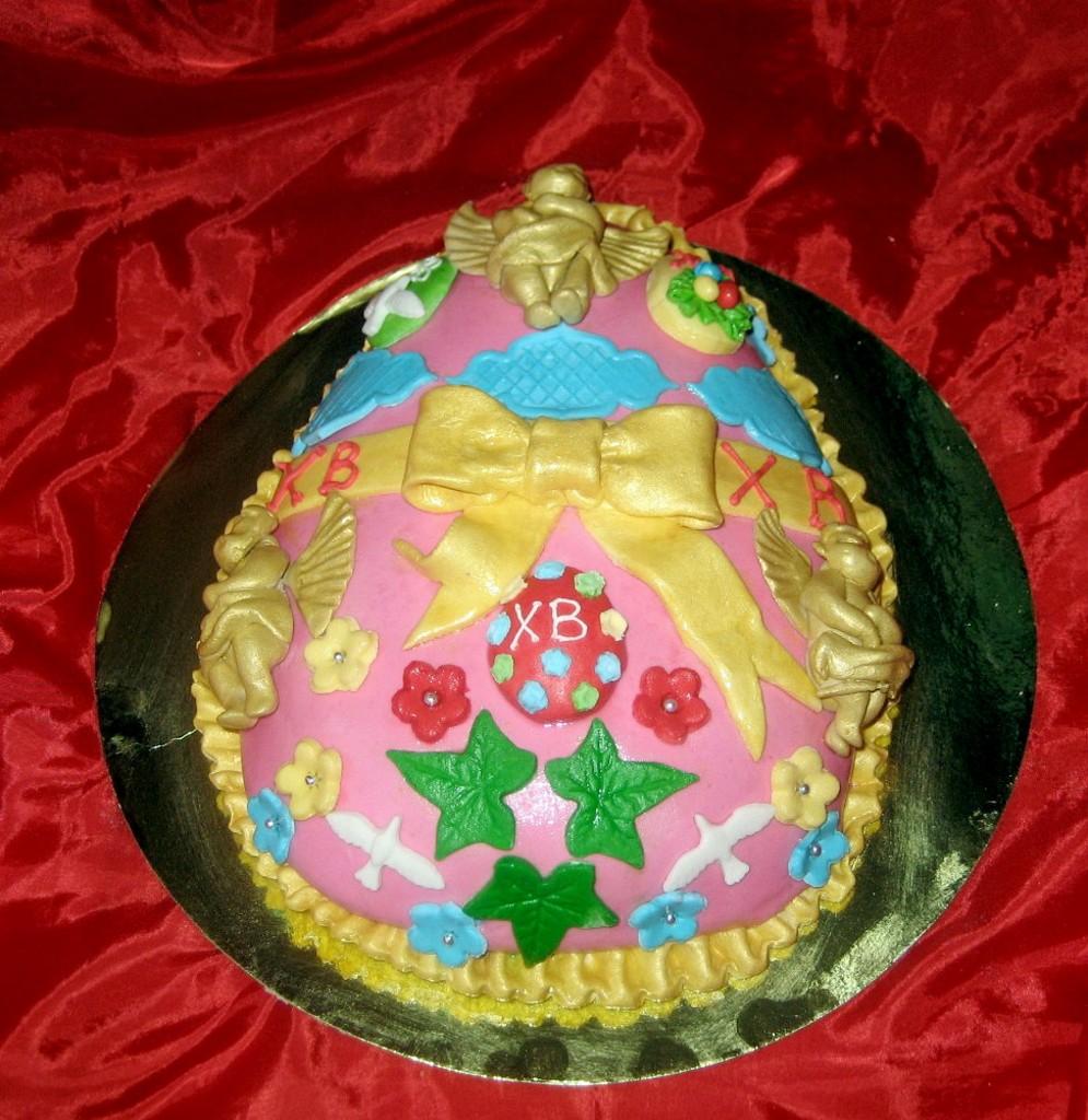 торт новый год (122)
