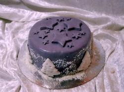 торт новый год (19)