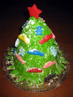 торт новый год (1)