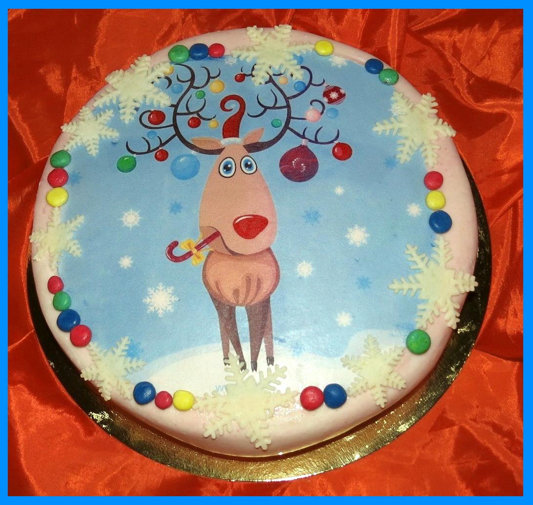 торт новый год (28)