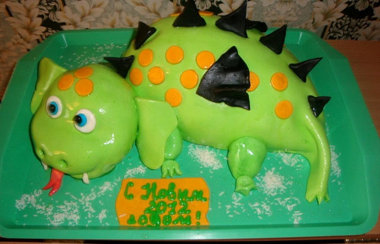 торт новый год (118)