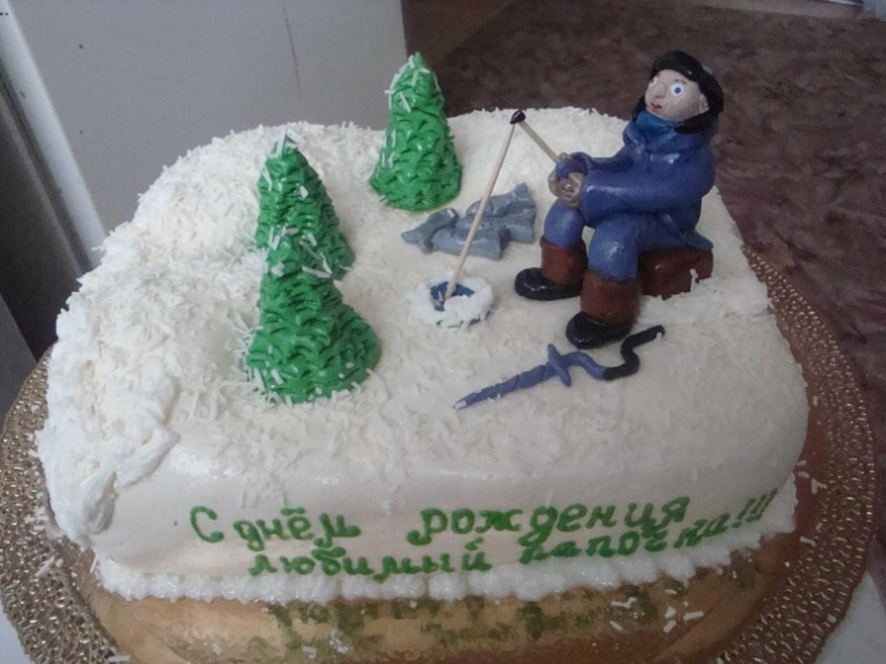 торт новый год (115)