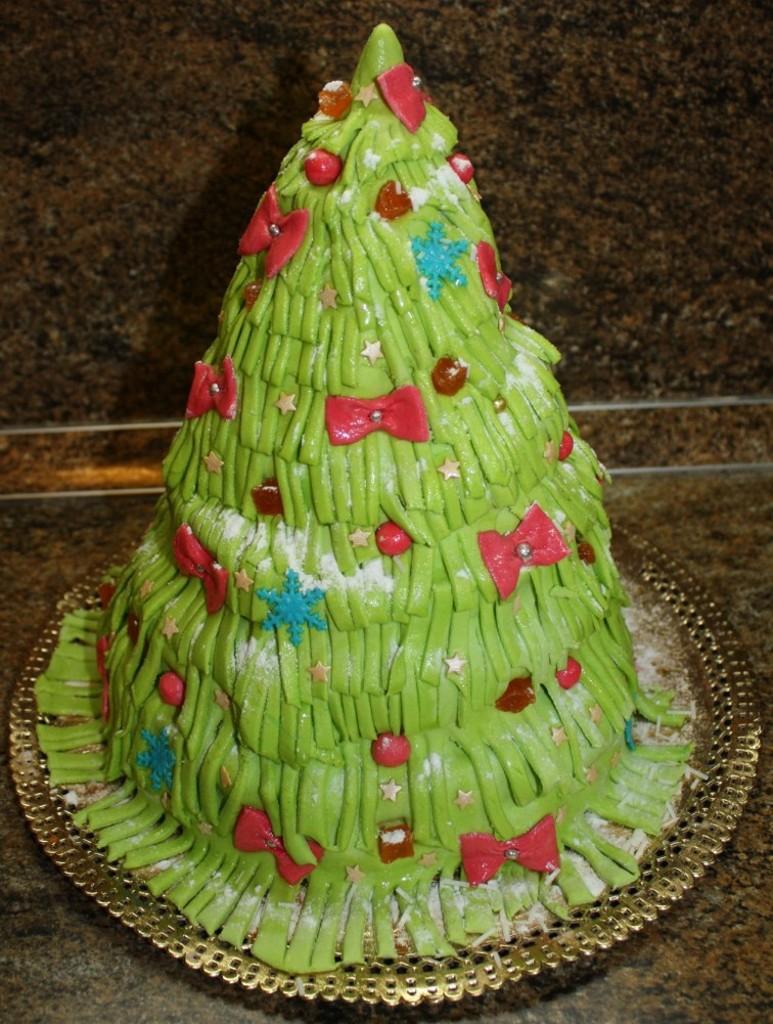торт новый год (9)