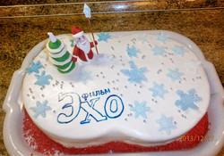 торт новый год (82)