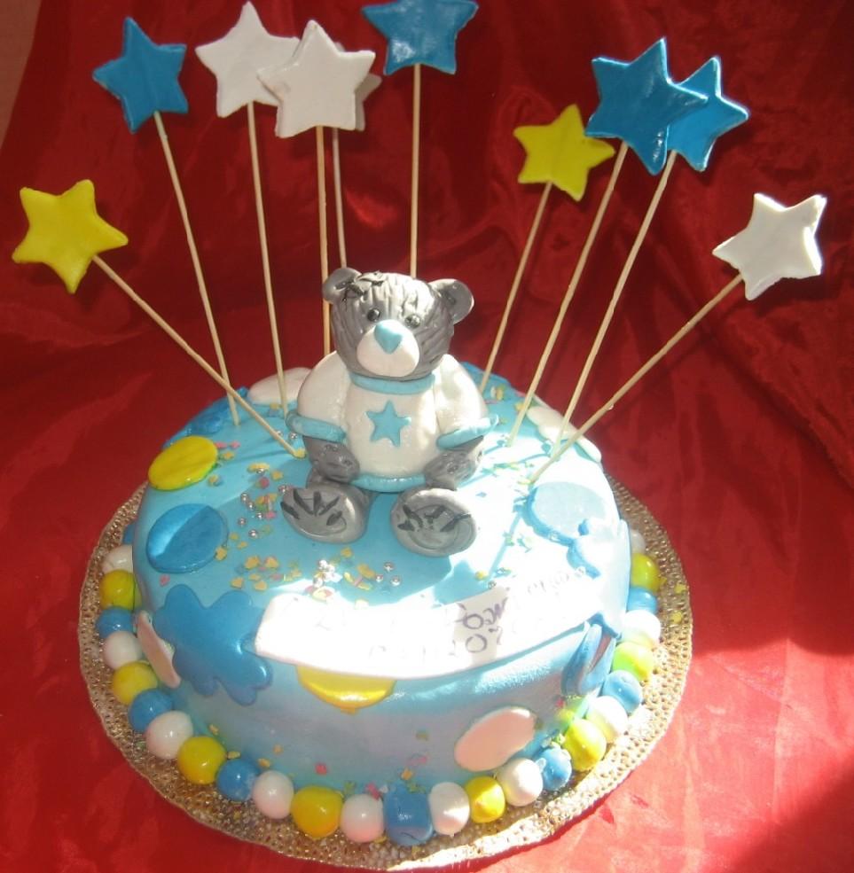Торт Зверята