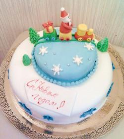 торт новый год (97)