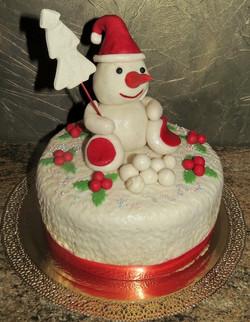 торт новый год (32)