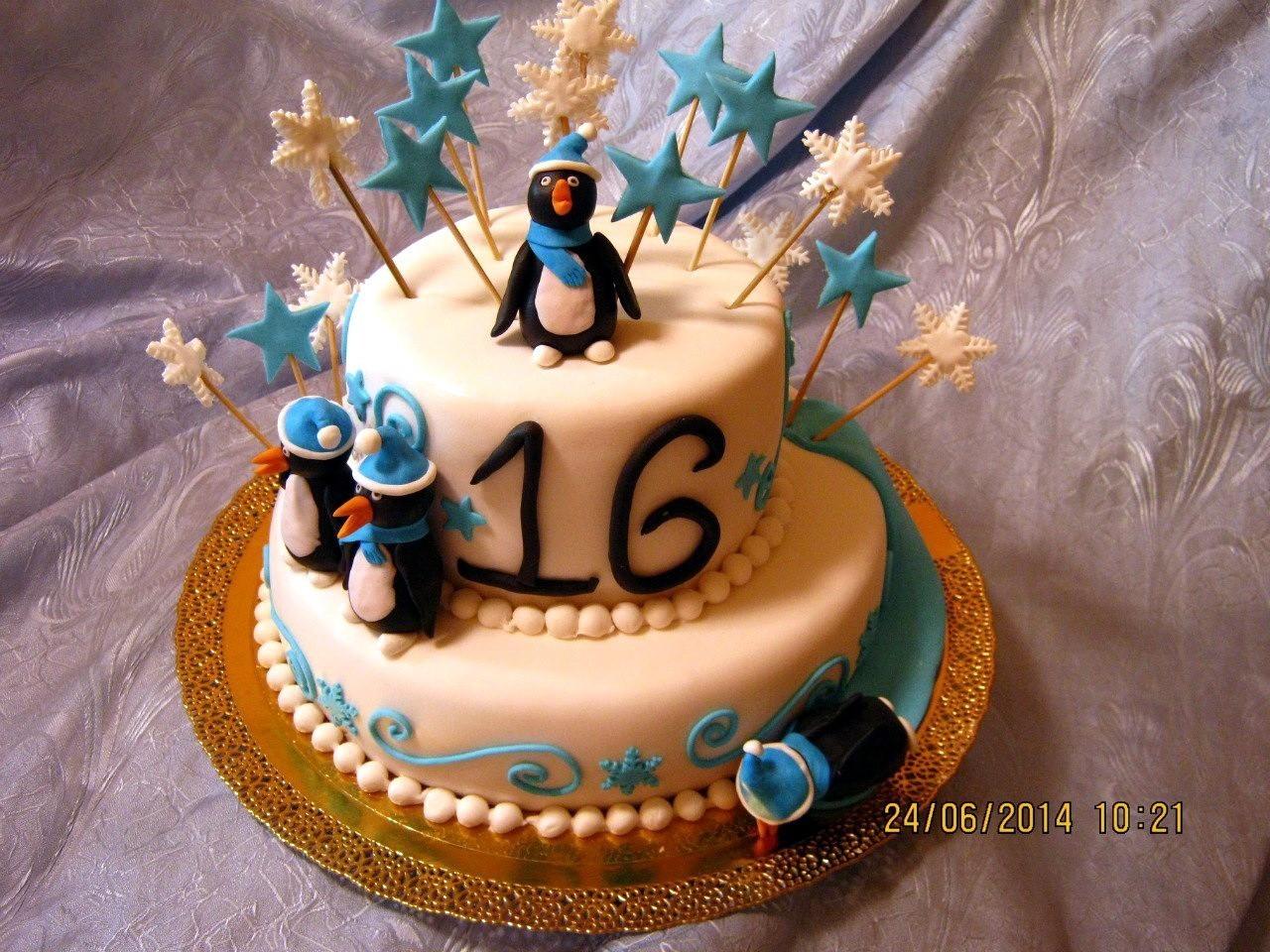 торт новый год (17)
