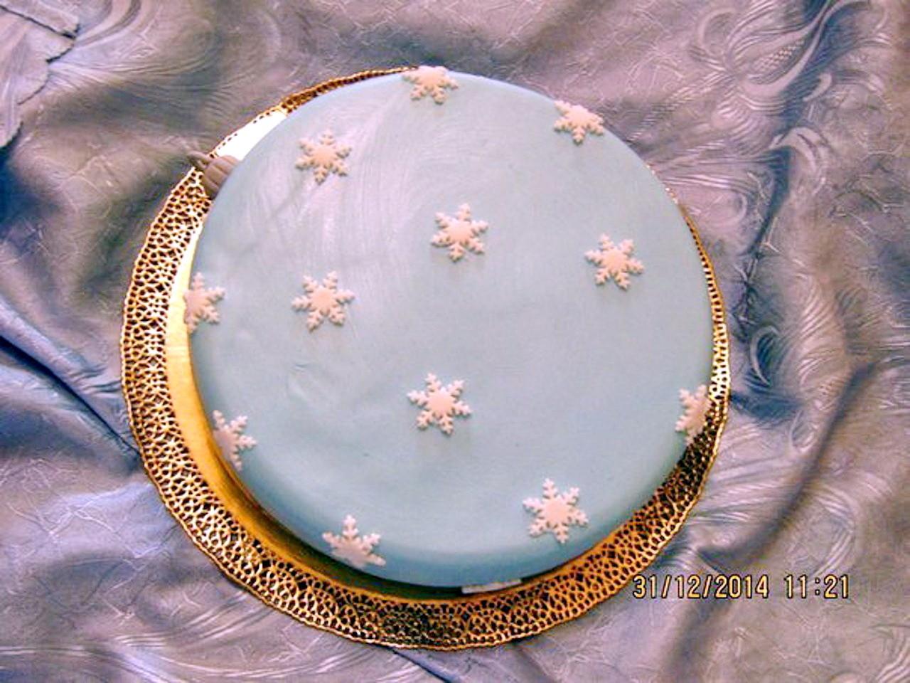 торт новый год (87)
