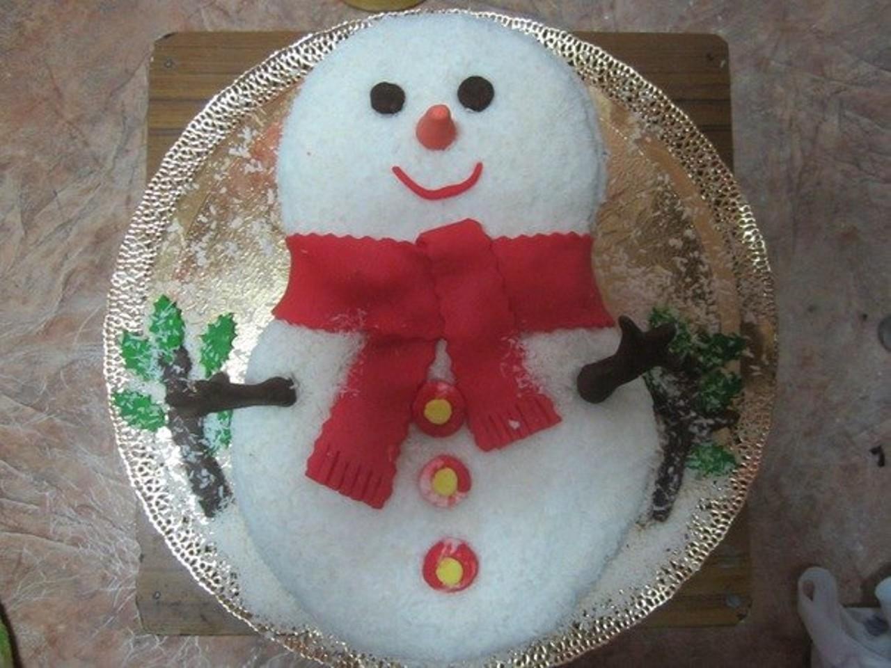 торт новый год (108)