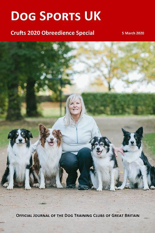 DOG Sports UK - Crufts 2020 Obreedience Catalogue