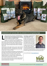 Leicestershire pet business adds new pro
