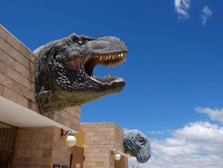 與恐龍共舞在玻利維亞蘇克雷Cal Orck'o