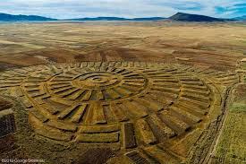 秘魯前印加灌溉系統