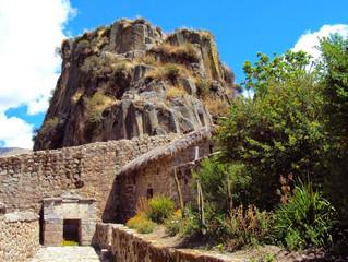 秘魯的天然監獄:Qaqa cárcel 卡卡監獄