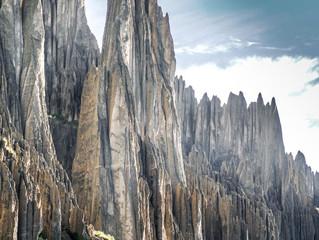 El Valle de las Ánimas 生動的石化森林-靈魂谷